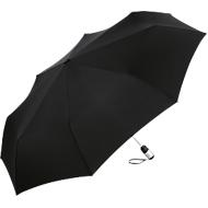 XL Gäste-Taschenschirm, schwarz