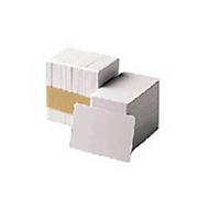 Zebra - Magnetstreifen-PVC-Karte mit geringer Koerzitivkraft - 500 Karte(n) - CR-80 Card (85.6 x 54 mm)