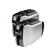 Zebra ZC300 - Plastikkartendrucker - Farbe - Thermosublimation/thermische Übertragung