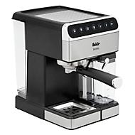 Zeefhouder Fakir Babila, voor Espresso/Cappuccino/Latte, 1,8 l water & 500 ml melktank.