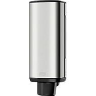 Zeepdispenser Tork, S4-systeem, metaal/kunststof, rvs, B 106 x D 107 x H 289 mm,