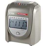 Zeiterfassungsgerät Modell K 600