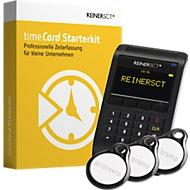 Zeiterfassungsgerät timeCard Starterkit, Komplettsystem