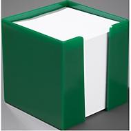 Zettelbox Standard, Kunststoff, 780 Blatt, grün