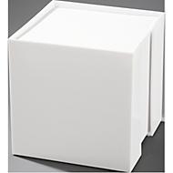 Zettelbox Standard, Kunststoff, 780 Blatt, weiß