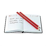Zimmermannsbleistifte-Set, 12-tlg., Standard, Auswahl Werbeanbringung optional