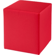 Zitkruk Wall In, B 410 x D 410 mm, rood