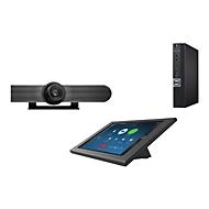 Zoom Rooms Small Meeting Room A Kit - Kit für Videokonferenzen - mit Dell OptiPlex 7050 (Microsoft Windows IoT managed ZoomRooms build)