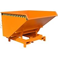 Zwaarlast-kiepbak SK 1700, oranje