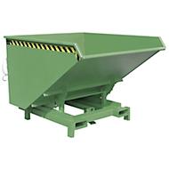Zwaarlast-kiepbak SK 2100, groen