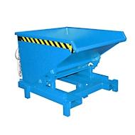 Zwaarlast-kiepbak SK 600, blauw
