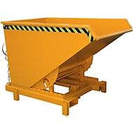 Zwaarlast-kiepbak SK 900, oranje