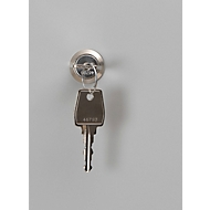 Zylinderschloss inklusive 2 Schlüssel