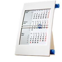 3-monats-kalender-weisblau
