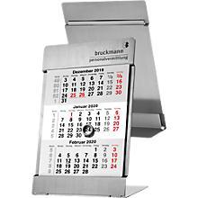 3-monats-tischkalender-noble-steel-data-fur-2-jahre-deutsch