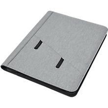 dokumentenmappe-doku-din-a4-kunststoff-mit-leinenoptik-7-facher-inkl-schreibblock-tampondruck-50-x-20-mm-grau