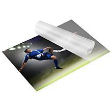 GBC pochettes de plastification brillantes, format A4, différentes épaisseurs, paquet de 100 pièces