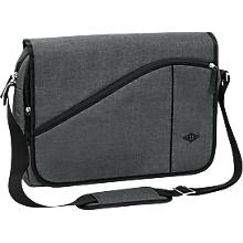 messenger-bag-college-polyester-laptop-innentasche-gepolst-tragegurt-b400xt100xh300-mm-graumeliert