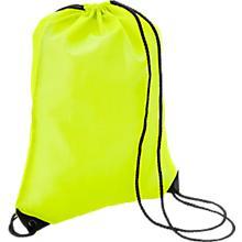 sparset-schuhrucksack-basic-polyester-einfarbiger-druck-inkl-grundkosten-100-st