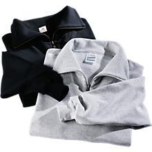 sweatshirt-zip-neck