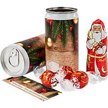 weihnachtsprasent-lindt-dosengeheimnis-weihnachtsmann-3-lindorkugeln-werbedruck-auf-anfrage