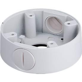 Adapter Santec SNCA-MK-4534, für Überwachungskameras im Innenbereich, ohne Einbaunetzteil, weiß