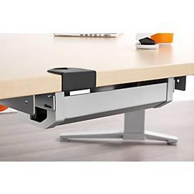 10116646 - Kabelkanal PLANOVA ERGOSTYLE, für alle Schreibtischmodelle