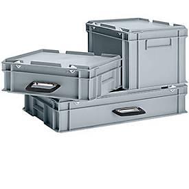 3er-Set Koffer aus Polypropylen