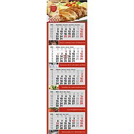 5-Monats-Wandkalender, inkl. 4c-Digital-Druck