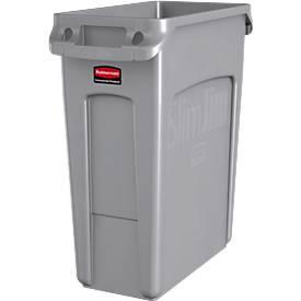 Abfallbehälter Slim Jim®, Kunststoff, Fassungsvermögen 60 Liter