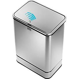 Abfalleimer Sensor, rechteckig, 40 l