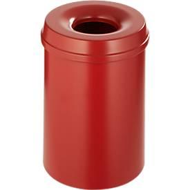 Abfallsammler für Innenanwendung, selbstlöschend 15 L