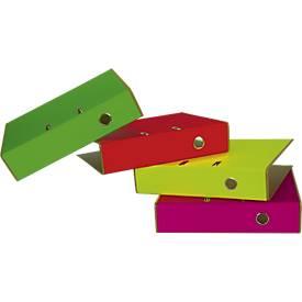 Biella Skandal Classeur 7 cm de couleur à l'extérieur