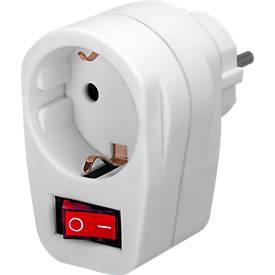 Adapterstecker/Schutzkontakt von brennenstuhl®