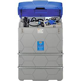 AdBlue-Tank CUBE, Komplettanlage, versch. Größen, 1500 l, Überfüllsicherung, Elektropumpe 230V