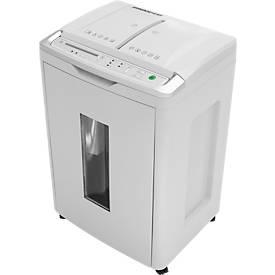 Aktenvernichter Ideal Shredcat 8285CC, Partikelschnitt, P-4, 53 l, 350 Blatt Schnittleistung