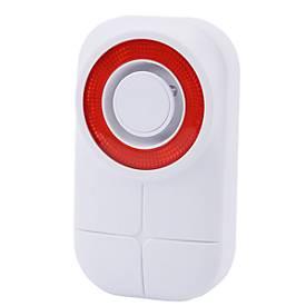 Alarmsirene Olympia für Protect/Pro Home-Systeme, kompakt, drahtlos, extra laut