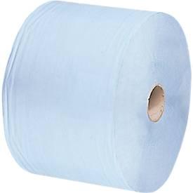 Allround stofdoek, groen/blauw