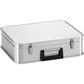 Aluminium-Koffer, 19 l, mit Innenpolster