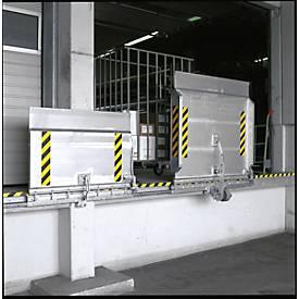 Aluminium-Überfahrbrücke Typ SKB