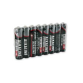 Ansmann Alkaline-Batterien Micro AAA, 8 Stück