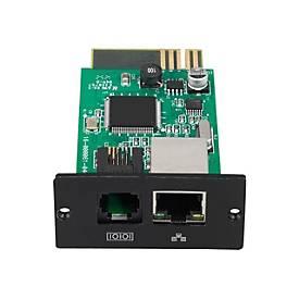 Image of APC Easy UPS Online SNMP Card - Fernverwaltungsadapter