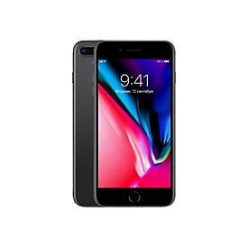 Apple iPhone 8 Plus - Space-grau - 4G - 64 GB - GSM - Smartphone