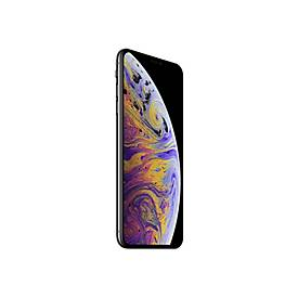 Apple iPhone XS Max - Silber - 4G - 512 GB - GSM - Smartphone