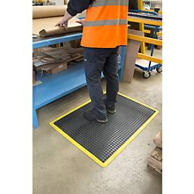 Image of Arbeitsplatzmatte Bubblemat Safety, 600 x 900 mm