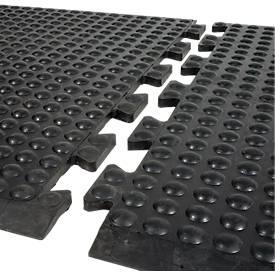 Arbeitsplatzmatte Bubblemat Standard, Endmatte und Mittelmatte mit Modulfunktion