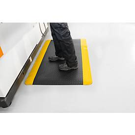 Arbeitsplatzmatte Deckplate Safety, 600 x 900 mm