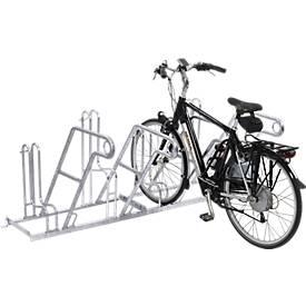 Arceau d'appui pour vélos 4602 XBF, accès d'un côté