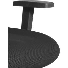 Armleuningen voor FEEL GOOD bureaustoelen, in hoogte en breedte verstelbaar