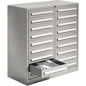 Armoire à tiroirs SF 180, 18 tiroirs